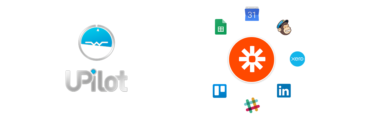 Connect UPilot with Zapier